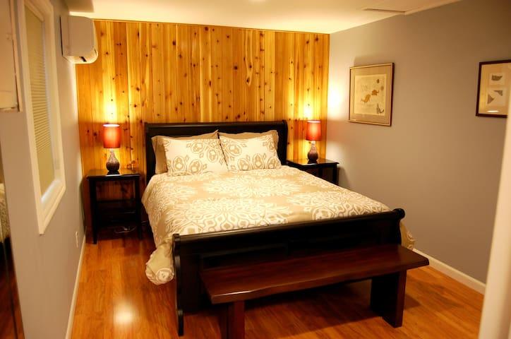 Cozy Cottage - Spokane - Casa de hóspedes