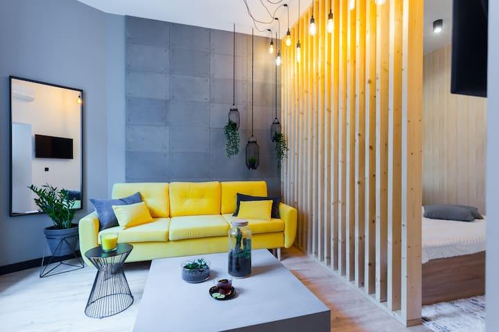 Apartment Katowice Słowackiego Street 12/4C