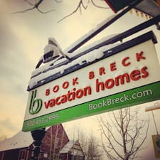 Book Breck User Profile