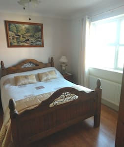 Double bedroom with ensuite.