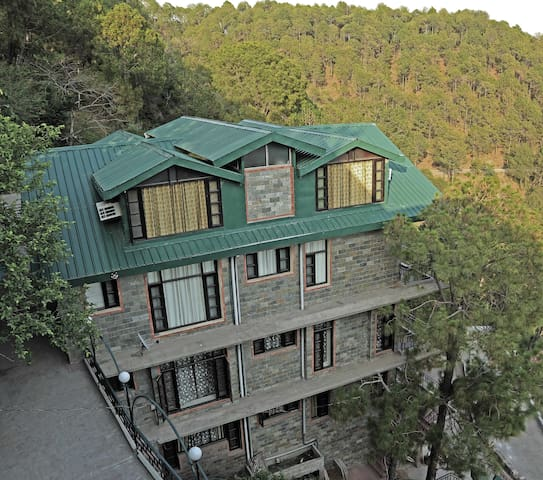 The Woodhouse - Kasauli - Apartmen