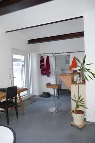 lovely calme flat near the center of Bamberg - Bamberg - Apartment