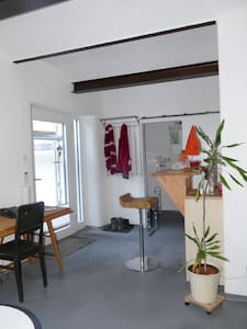 Glückbringendes Appartement in zentraler Lage - แบมเบิร์ก