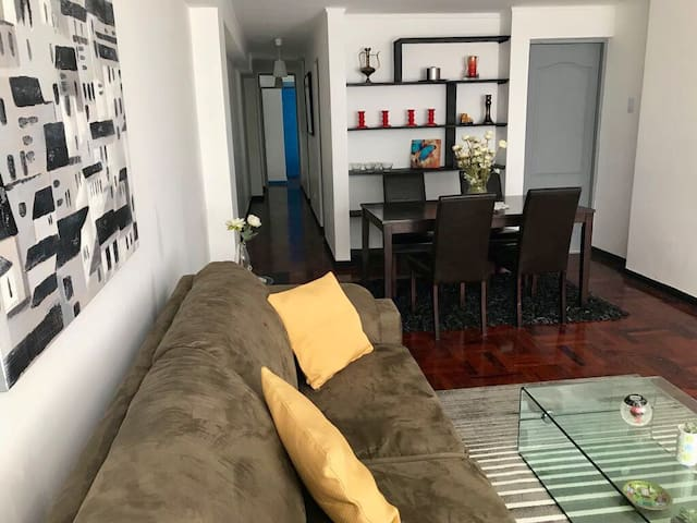 SI 402 - 2 bedroom apartment fully furnished