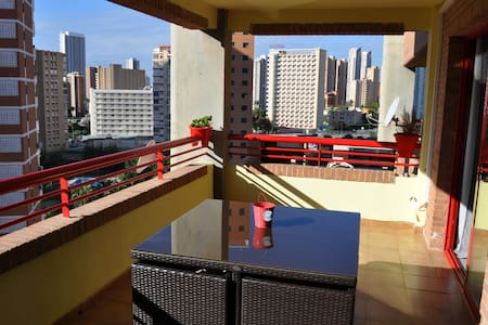 The apartment is after qualitative renovation - Benidorm - Pis
