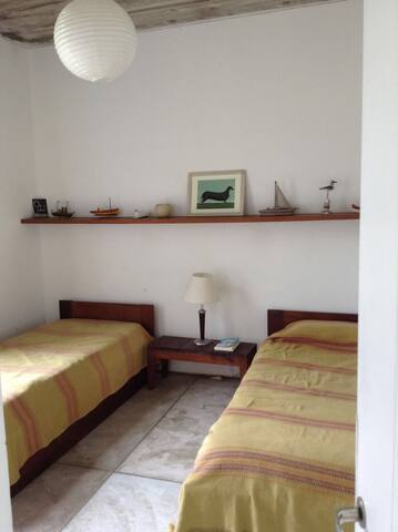 Rancho VYP.  Mar y Campo, Piscina, Deck, Relax. - Playa  - House