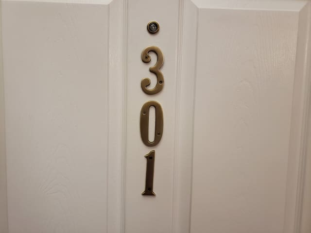 Suite 301 in the historic Globe Hotel