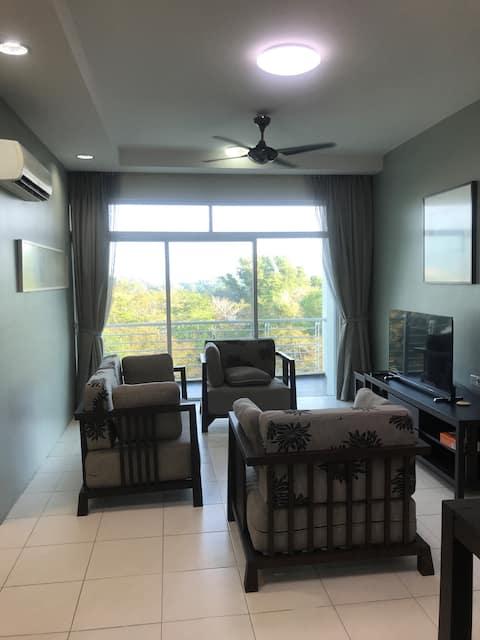 Deluxe 2 Bedroom Apartment @ Cinta Sayang Resort