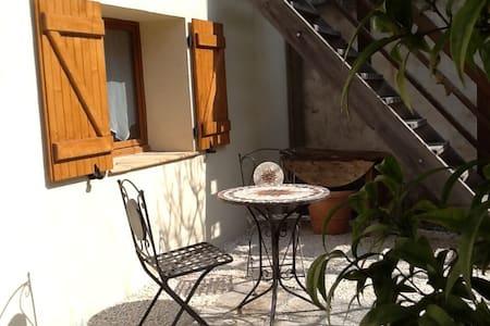 Studio avec coin jardin - Сен-Жане - Квартира