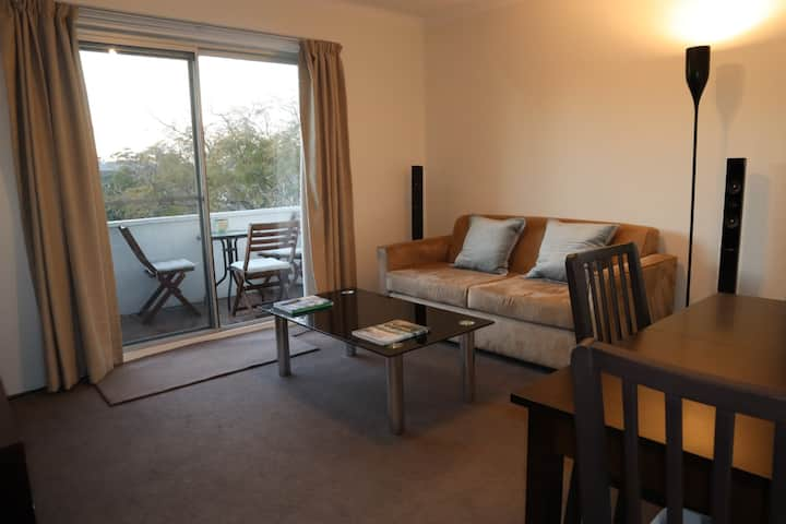 Private room in Sydney's eastern suburbs