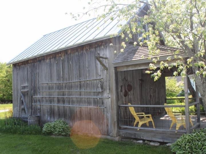Salinsky's Domicile Cottage