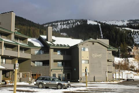 Whitefish Mountain 2-Bedroom Condo #314