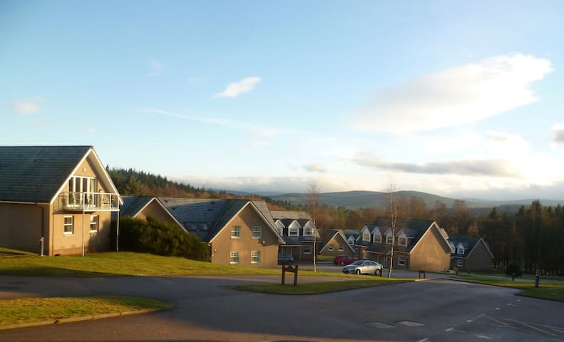 Fairways Villa - Aberdeenshire