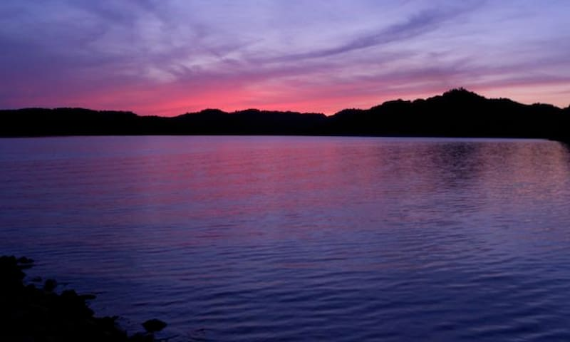 Escape to the Mountains &Lake 1 hr from Nashville! - Carthage - House