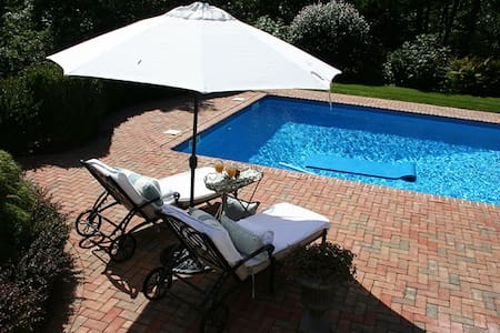 Hamptons  NY Luxury Guest house - Bed & Breakfast
