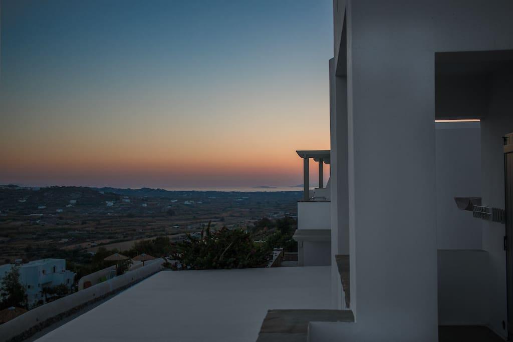 Enjoy Panoramic view