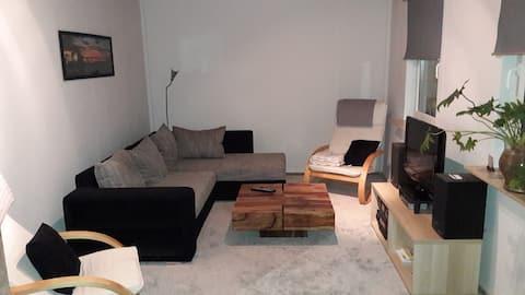 Appartement 44 m² 2-3+Pers.Du/WC   neu renoviert