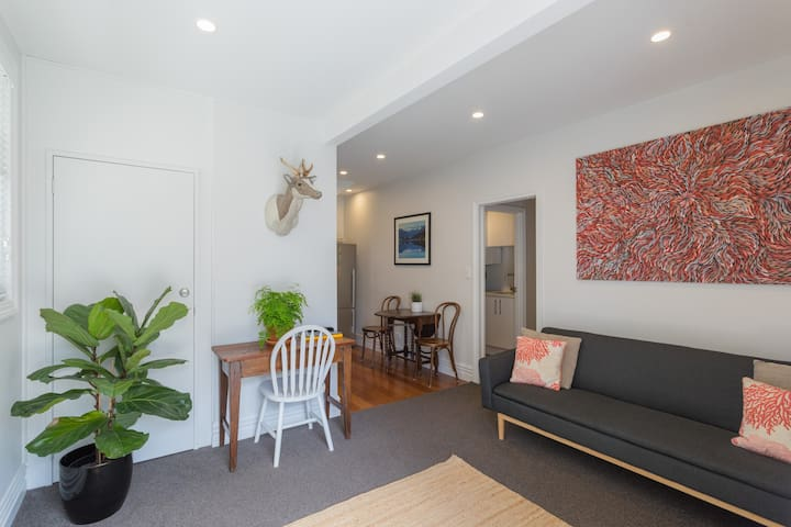 Stylish Ponsonby Suite