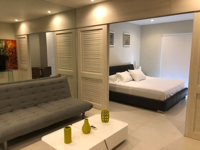 Luxury studio Playacar 3102