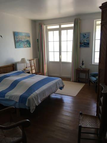 chambre face mer balcon 1er etage