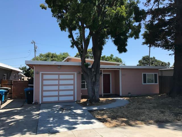 San Mateo 4 Bedrooms & 2 Bath Home