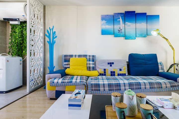 阳光海景复式公寓