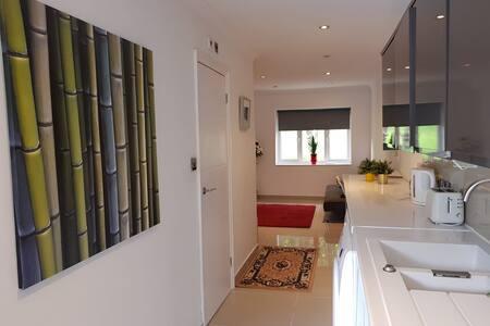 Modern split level flat in Croydon (south) London