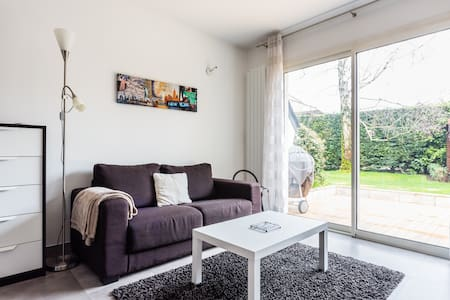Dépendance dans résidence calme - Carrières-sur-Seine - Hus