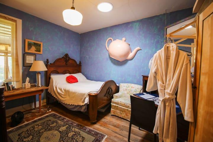 TeaPot Room