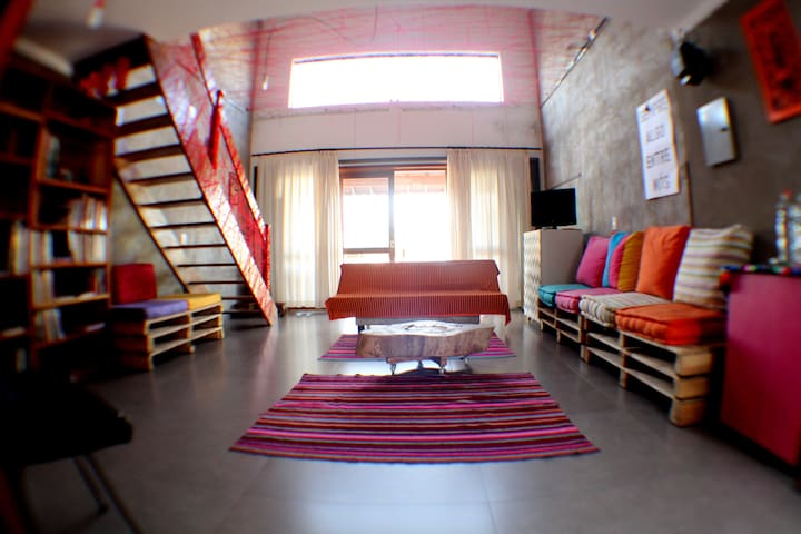 Loft very cozy, near the airport - Guarulhos - Dom
