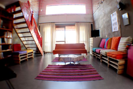 Loft very cozy, near the airport - Guarulhos - Σπίτι