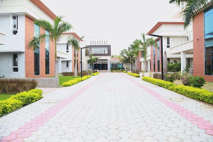 Luxury Villa ECR - Kanathur - Вилла