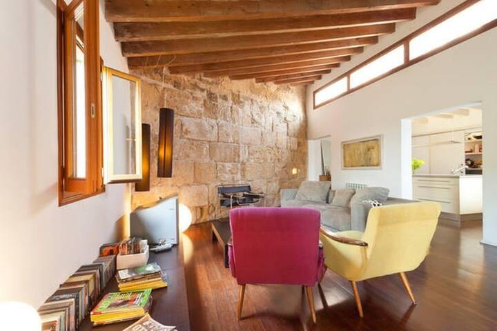 Great apartment in Santa Catalina - Palma - Leilighet