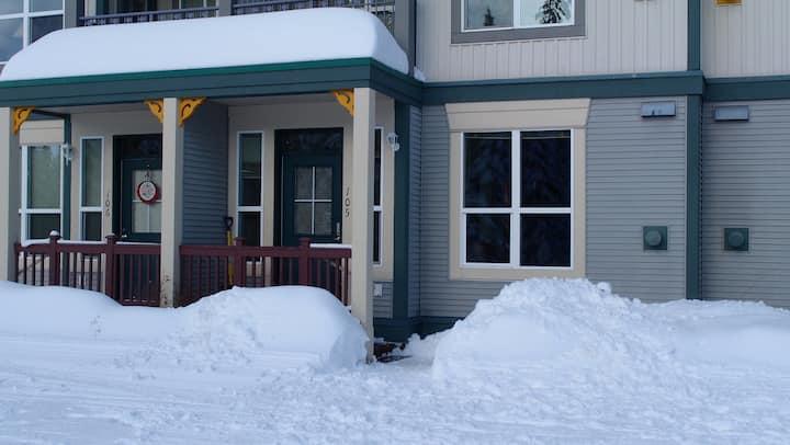 Best Ski-in-Ski-out Location w/ Private Entrance.