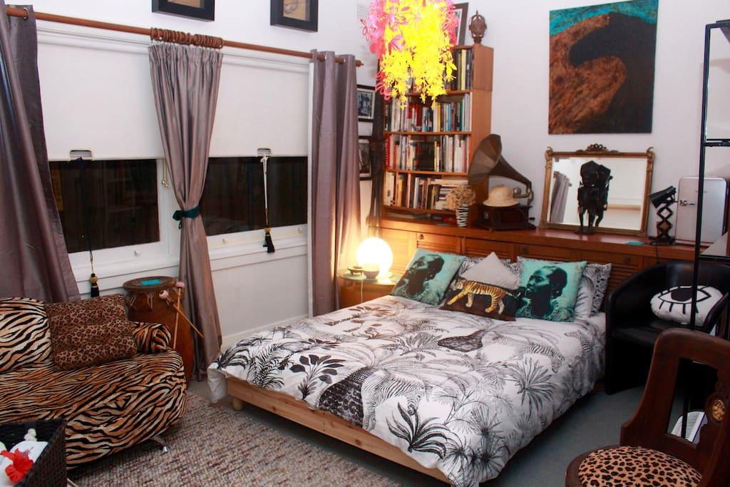Travellers' Retreat room
