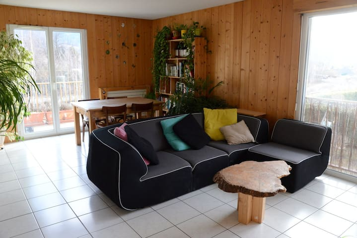 Apartment for families in the Mont-Blanc - Passy - Daire