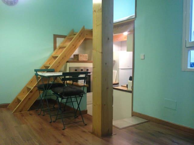 Central and cozy apartment in La Latina