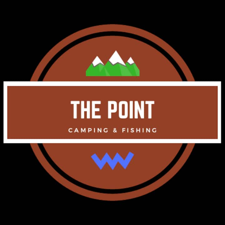 The Point campground and fishing