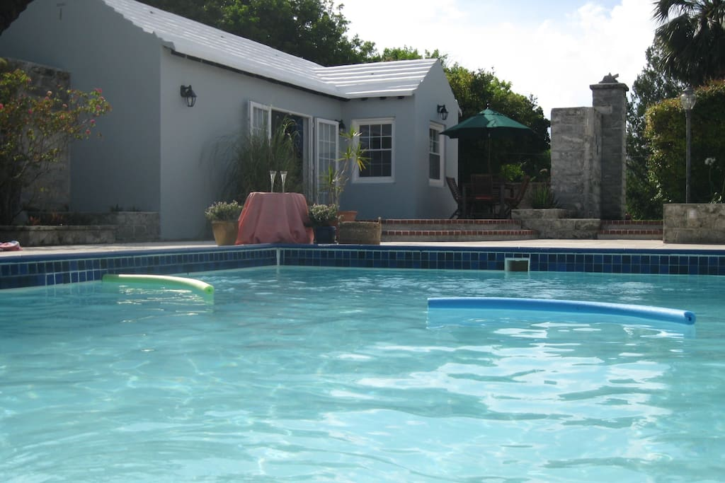 Sunnyvale Cottage Bermuda Apartments For Rent In