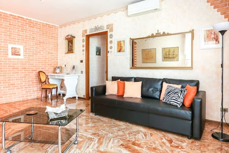 Spacious accommodation 10 minutes from Venice