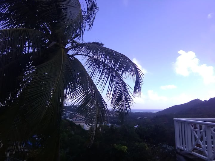 Sky-High Villa