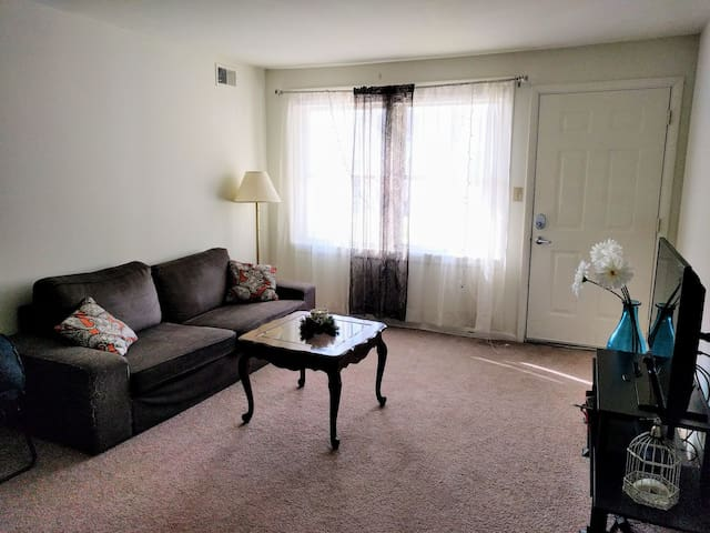 Beautiful Apartment close to Penn State - State College - Huoneisto