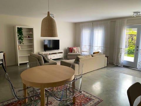 Magnifique appartement dans maison d'architecte