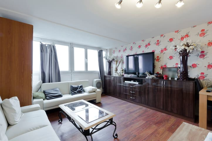1 bed flat Heathrow airport London - Slough - Apartment