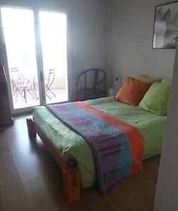 Appartement avec terrasse dominant la ville - Angoulême