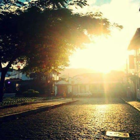 ACONCHEGO DA FLORESTA - Sabará - Дом