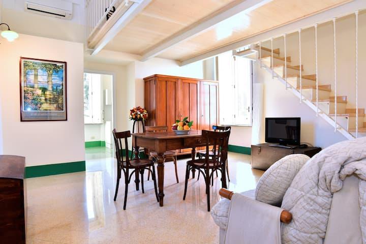 LA CIUCCIARA - Appartamento Amalfi Vista Limoneto