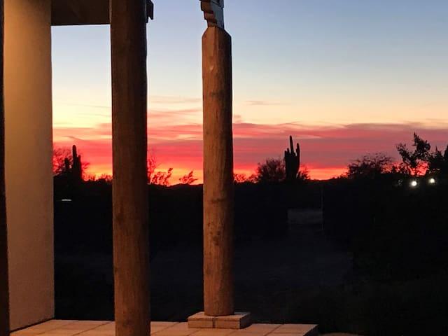 Southwest Sunset Casita (newly built 2020)