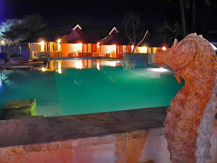 Juliantos by the Sea, Gili Air (Bungalow #5)