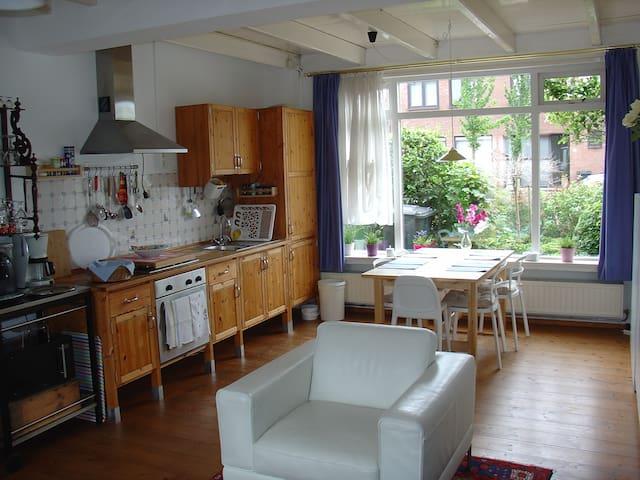 Cosy house at Hoofdplaat - Hoofdplaat